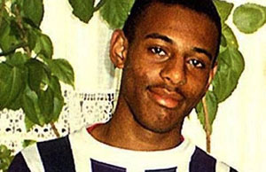 Imagem não datada do jovem Stephen Lawrence, que foi morto a facadas em 1993 (Foto: AFP)