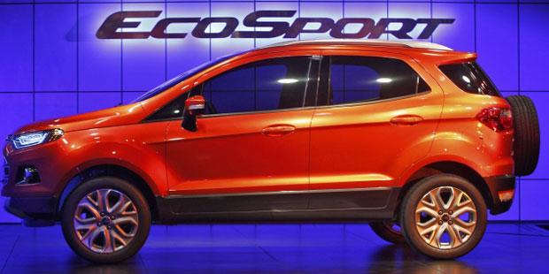 Novo EcoSport 2 2011