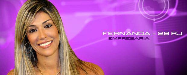 Fernanda (Foto: Divulgação/TV Globo)