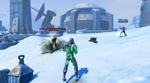 Falha de programação em MMO faz personagem do jogador se tornar imortal ao dançar (Foto: Reprodução)