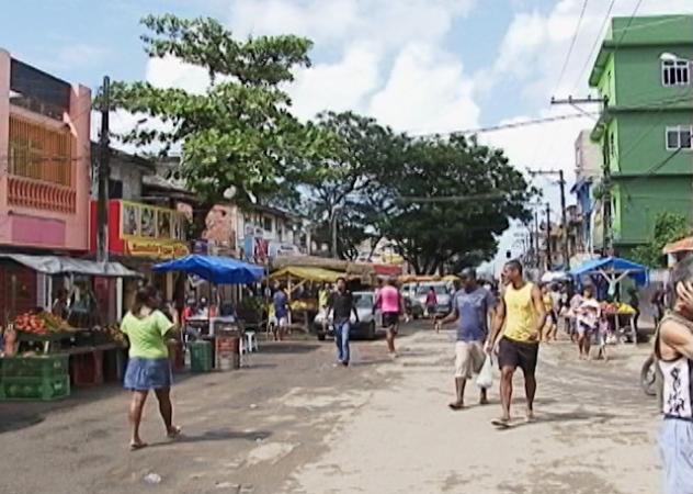 Castelo Branco, Salvador (Foto: Reprodução TV Bahia)