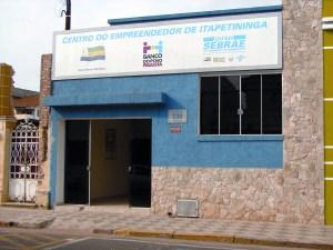 Sebrae de Itapetininga fica na Rua Campos Salles (Foto: Fábio Molina / Divulgação)