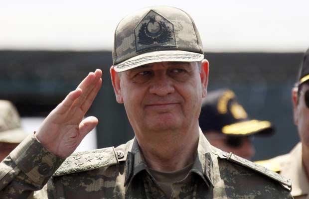 Ilker Basbug em 26 de agosto de 2010 (Foto: Reuters)