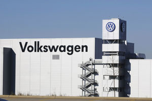 volkswagen fábrica eua (Foto: Billy Weeks/Reuters)
