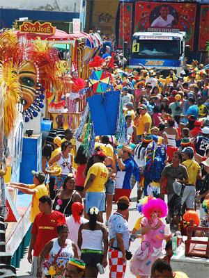 Galo da Madrugada é um dos mais tradicionais clubes de frevo. (Foto: Divulgação / Prefeitura do Recife)