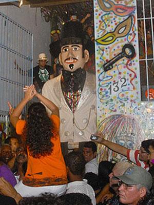 O Homem da Meia-noite (Foto: Divulgação / Prefeitura de Olinda)