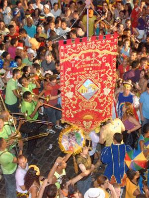Pitombeira dos Quatro Cantos (Foto: Divulgação / Prefeitura de Olinda)