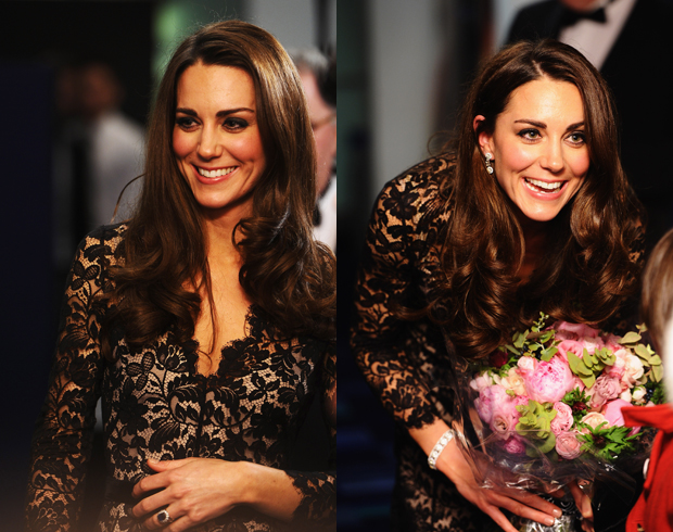 Kate Middleton (Foto: AP)