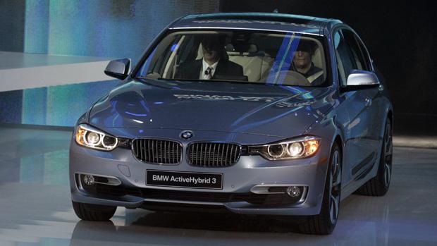 BMW Série 3 ActiveHybrid (Foto: Rebbeca Cook/Reuters)
