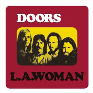 Capa do disco 'L.A. woman', do Doors (Foto: Divulgação)