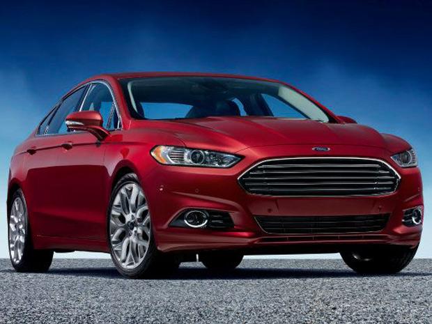 Ford Fusion (Foto: DivulgaçÃģo)