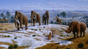 A última Era Glacial na Terra terminou há cerca de 11.500 anos (Foto: BBC)