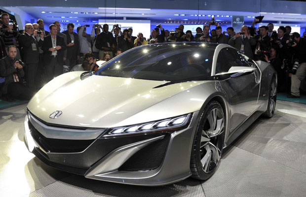 acura nsx hybrid (Foto: Mike Cassese/Reuters)