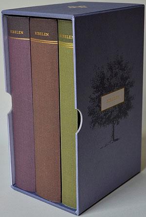 Bíblia norueguesa (Foto: Divulgação)