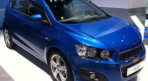 Chevrolet Sonic (Foto: Priscila Dal Poggetto/G1)