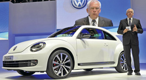 VW Beetle (Foto: Divulgação)