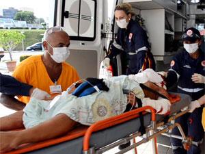 Pedreiro é suspeito de esfaquear esposa na Paraíba (Foto:  Walter Paparazzo/G1)