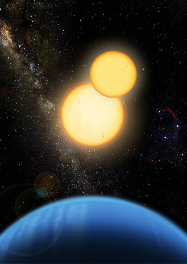 Até o momento, são conhecidos mais de 700 exoplanetas. (Foto: Lior Taylor / Nasa)