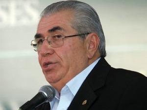 Prefeito foi afastado e preso por suspeita de corrupção (Foto: Arquivo/Agência Diário)