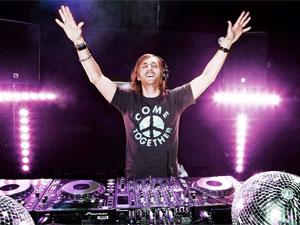 David Guetta se apresenta no Centro de Convenções (Foto: Divulgação)