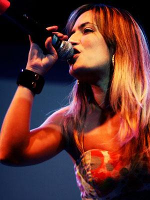 A rapper Lívia Cruz (Foto: Diogo França)