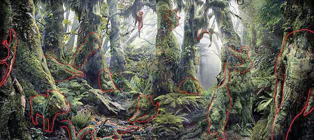 Floresta 2 (Foto: Caters)