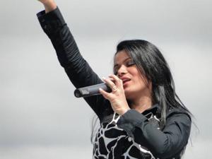 Cantora Damares (Foto: Divulgação)