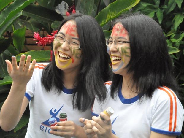 Irmãs mudarão de cidade em busca do sonho de cursar Medicina (Foto: Aliny Mary Dias/G1 MS)
