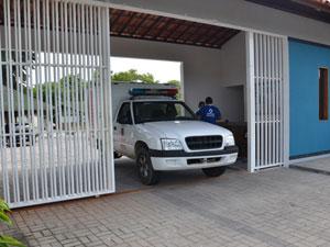 Homem morre afogado em clube de João Pessoa  (Foto: Walter Paparazzo/G1)