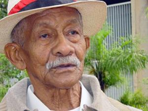 Seu Teodoro faleceu na madrugada deste domingo (15) (Foto: Daiane Souza / UnB Agência)