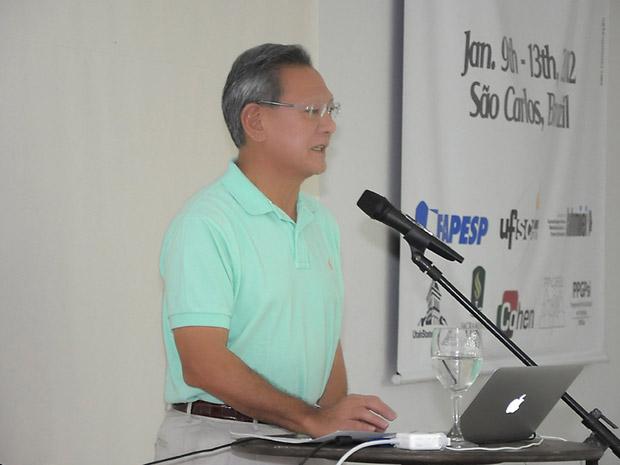 Brian Iwata, pesquisador na área de análise funcional (Foto: Marcos Marin/Divulgação)