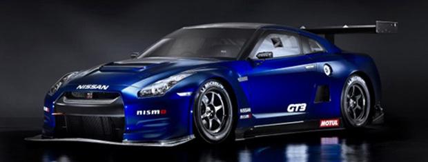 Nissan GT-R Nismo GT3  (Foto: Divulgação)