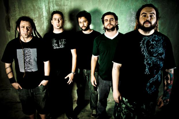 Os integrantes da banda Huaska (Foto: Divulgação)