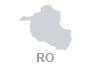 mapa rondônia (Foto: Arte G1)