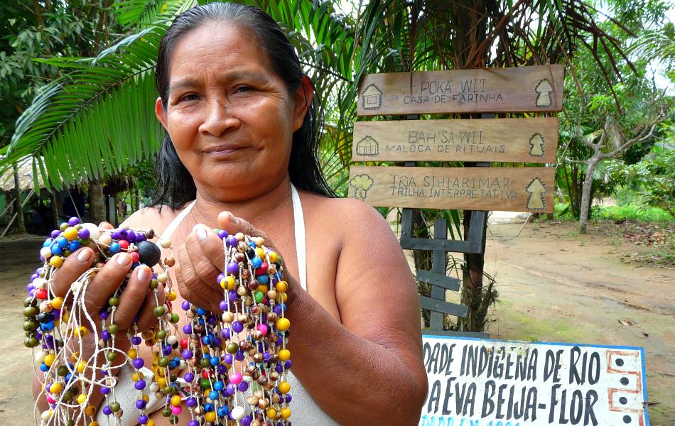 Aparador Sala De Jantar Moderno ~ Veja fotos da trilha etnoambiental fotos em Amazonas g1
