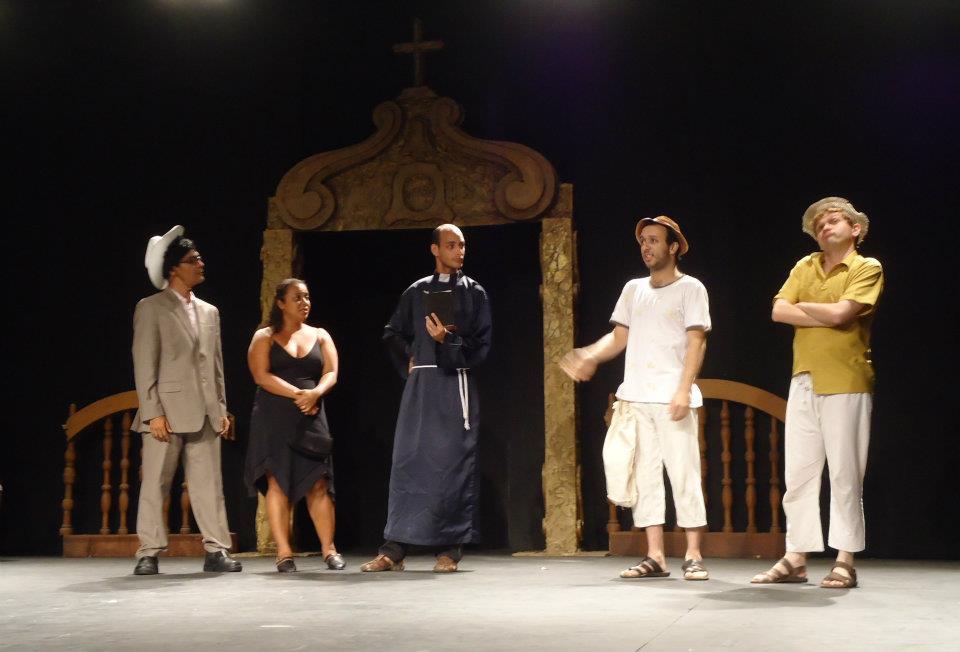 inscrição para curso de teatro no tca (Foto: Divulgação)