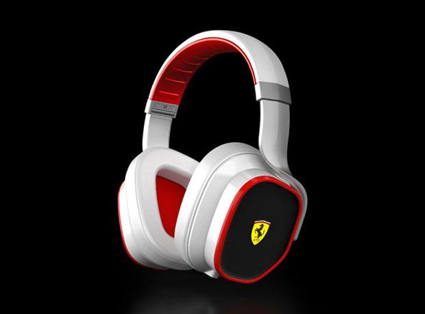 Fone da Ferrari (Foto: Divulgação)