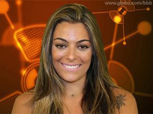Monique do BBB (Foto: Divulgação/TV Globo)