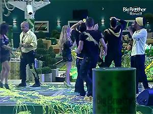 Festa Fusion BBB 12 (Foto: Reprodução/TV Globo)