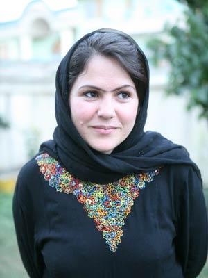 A parlamentar afegã Fawzia Koofi (Foto: BBC)
