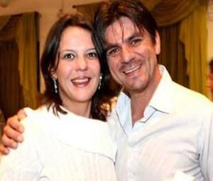 Patrícia e o ex-padre Carlos vão se casar em Abril de 2012 (Foto: arquivo pessoal)