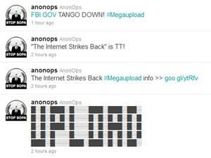 Anonymous diz ter derrubado site do FBI do ar (Foto: Reprodução)