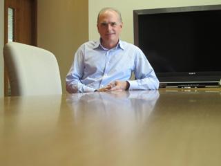 Eduardo Gurgel, diretor de desenvolvimento econômico da Prefeitura Campinas (Foto: Renato Jakitas/G1)