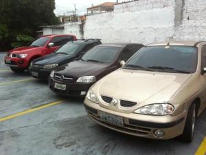 Carros tinham chassis adulterados e recebiam placas clonadas (Foto: Carlos Eduardo Matos/G1 AM)
