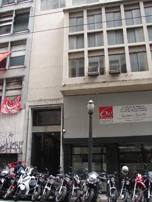 Instituto Histórico e Geográfico de São Paulo (Foto: Clara Velasco/G1)