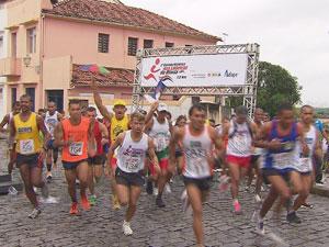 Corrida das Ladeiras (Foto: Reprodução/TV Globo)
