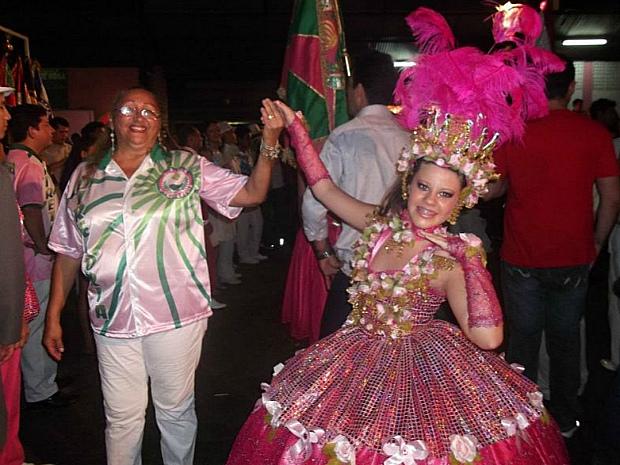 GRES Vitória Régia Manaus (Foto: Divulgação/ Vitória Régia)