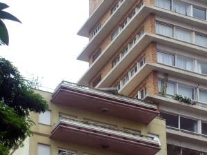 Edifício Bretagne, de 1959, inaugurou o conceito de condomínio em SP (Foto: Alec Duarte/G1)