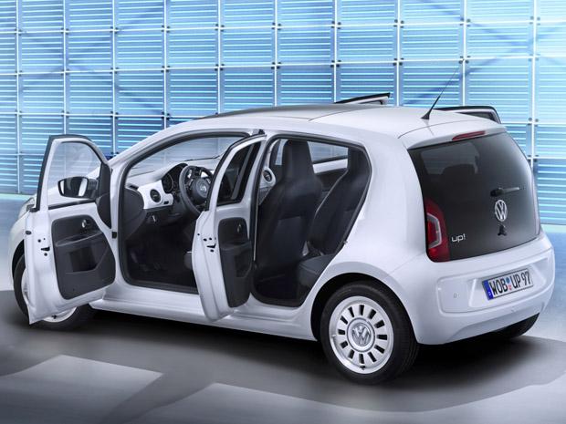 Volkswagen Up! cinco portas (Foto: Divulgação)