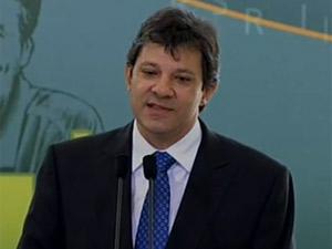 O ex-ministro da Educação Fernando Haddad (Foto: Reprodução)